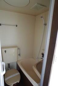 ロフト8 205号室の風呂