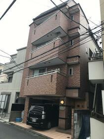 ファインベル3高円寺の外観