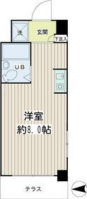 RKB24・00104号室の間取り