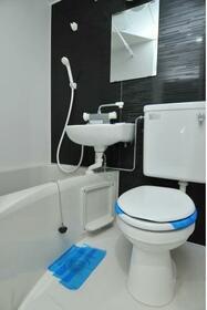 ウエストインパート18 0212号室の風呂