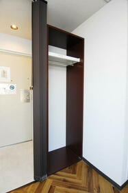 ウエストインパート18 0404号室の収納