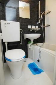 ウエストインパート18 0404号室の風呂