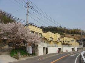 桜花ハイツの外観