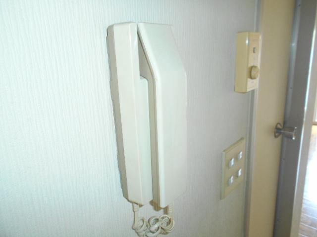 五十嵐マンション 302号室のセキュリティ
