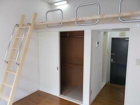 洛友 0107号室の収納