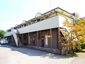 ガーデンハウス・ベル石神井 1号棟の外観