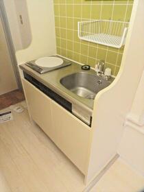 ピアニシオン ブローニュ クレスト 0508号室の風呂
