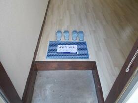 ヴェール ノヴァ 0102号室の玄関