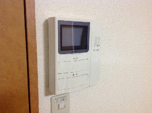 レオパレスSAKURA 203号室のセキュリティ