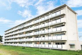ビレッジハウス本川俣2号棟の外観