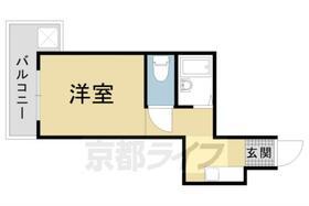 レスポワールユキオ・207号室の間取り