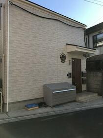 板橋本町Ⅱシェアハウスの外観