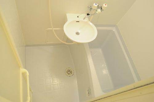 レオパレスグッディ 201号室の風呂