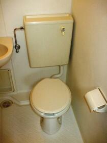 誠心Ⅲビル 303号室のトイレ