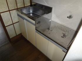 サンコスモ日吉 103号室のキッチン