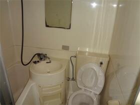 サンコスモ日吉 103号室の風呂