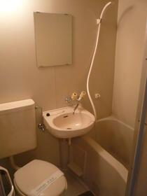 ジョイフル御池 305号室の風呂