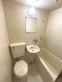 ノア座間 105号室の風呂