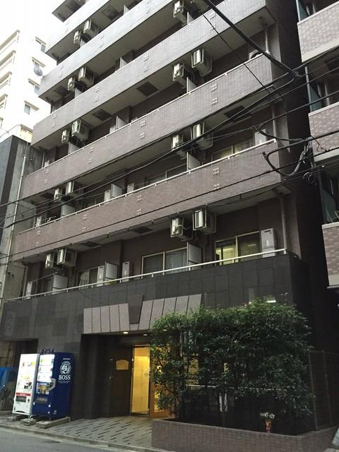 プレール日本橋弐番館503号室の外観