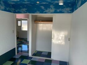 松風マンション 303号室の収納