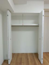 ZOOM東神田 403号室の収納