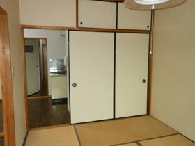 中津中村ビル 203号室の収納