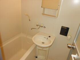 中津中村ビル 203号室の風呂