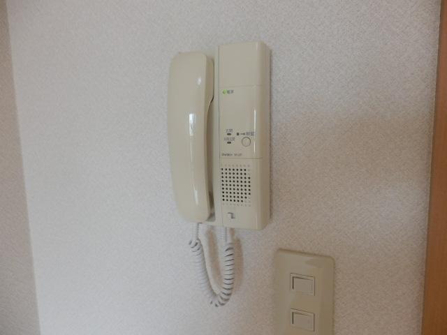 ステディオ本町 403号室のセキュリティ