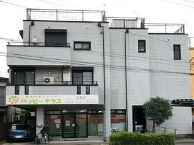 ガーデンハウス新川崎の外観