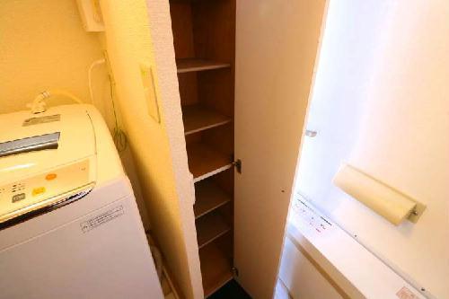 レオパレスグラン ビュイッソン 202号室の玄関