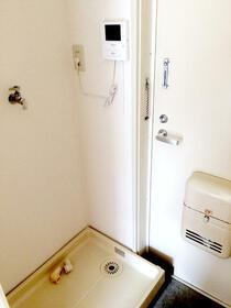 シャルムミユキ 201号室の設備