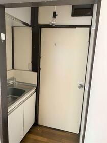 寺島ハイツ 103号室のキッチン