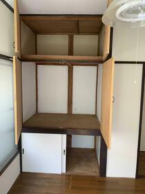 寺島ハイツ 103号室の収納