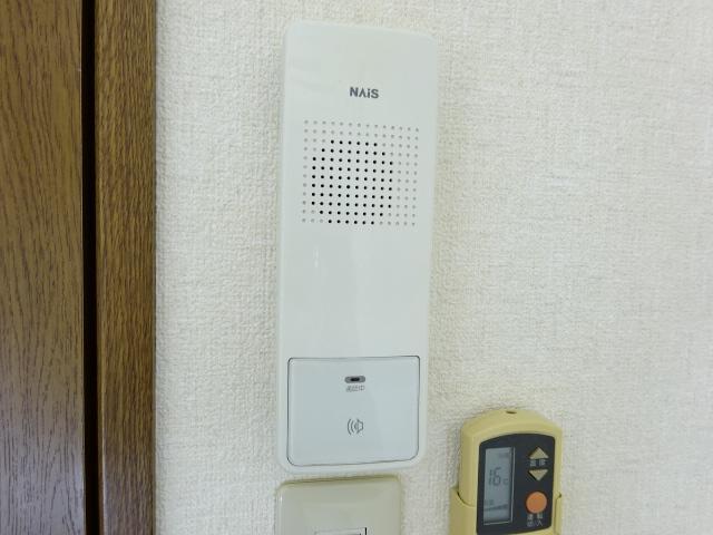 サン・コート麦野 102号室のセキュリティ