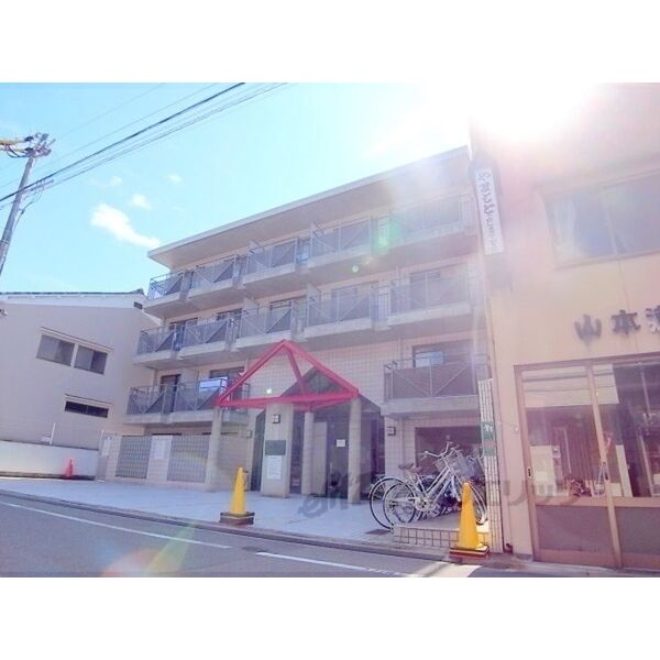 DETOM-1東福寺の外観