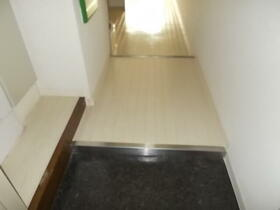 ラ・パルフェ・ド・プレオ 0112号室の洗面所