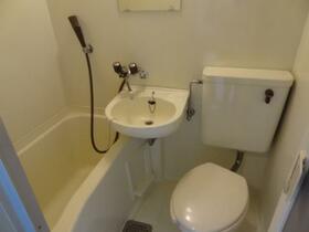 山科第3 0209号室のトイレ