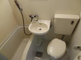 山科第3 0209号室の風呂