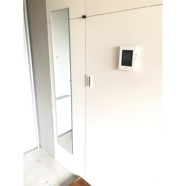 CASA639 402号室のセキュリティ
