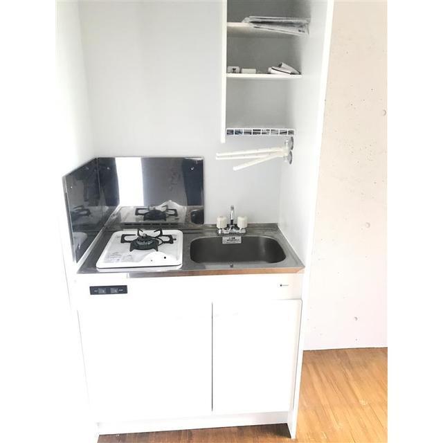 CASA639 102号室のキッチン