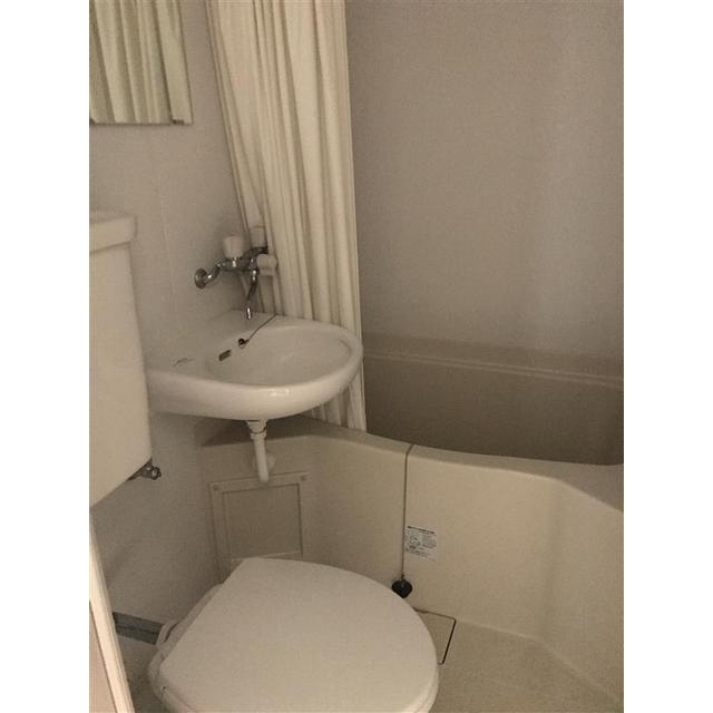 CASA639 102号室の風呂