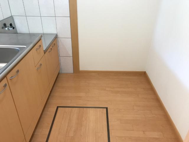 ロジュマン・K&K 101号室のキッチン