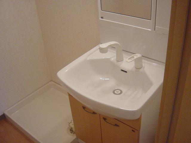 ロジュマン・K&K 101号室の洗面所