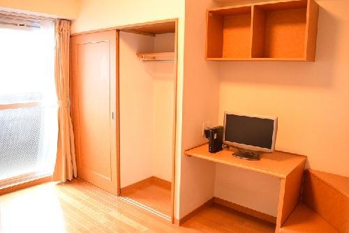 レオパレス三井田 703号室の収納