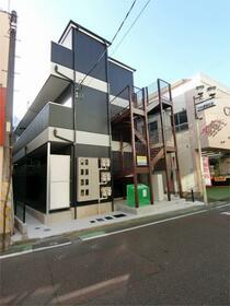 ハーミットクラブハウス トゥギャザー ソフィア横浜三ツ境駅前の外観