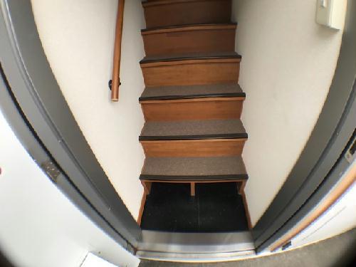 レオパレスイズミハイム 206号室のトイレ