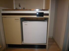 ユリパレス南台 202号室のキッチン