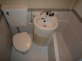 ユリパレス南台 202号室の風呂