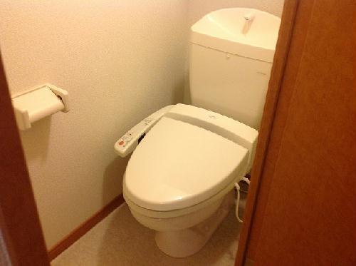 レオパレス藤 105号室のトイレ