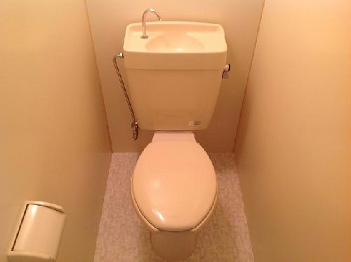 レオパレス藤 106号室のトイレ